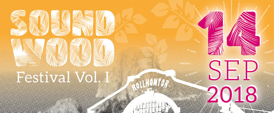Welcome to Soundwood Vol. I!